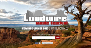 Along with the name change from Rock Jam to Loudwire Music Festival, the new festival is getting a new website.